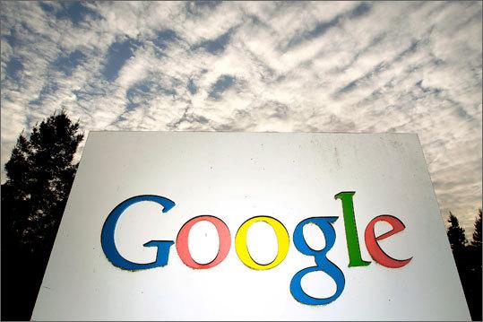 6. Google Inc. Ticker information: GOOG Current market cap: $179.45 billion