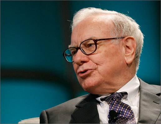 Warren Buffett Chairman & CEO of Berkshire Hathaway Buffett ended his guest column: 'My friends and I have been coddled long enough by a billionaire-friendly Congress. It's time for our government to get serious about shared sacrifice.' Read the full column