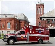 Melrose back in ambulance service