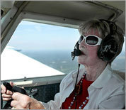 Photos: Soaring into the sky at 90