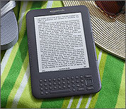 A rundown of e-readers out now