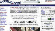 Sept. 11 on the web