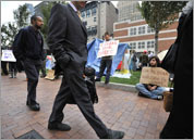 The latest from Occupy Boston