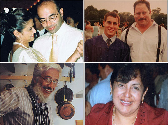 The Sept. 11 attacks claimed thousands, and the list only starts with the dead. Left behind were those for whom the years have meant building the unthinkable into every new day. In the first of an eight-part series, we look at the lives of four families who lost loved ones in the terrorist attacks. Read the Boston Globe article .