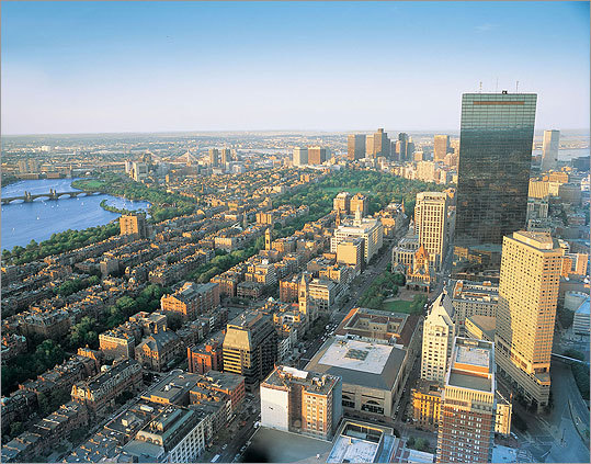 After the John Hancock tower's observation deck was permanently closed in the wake of 9/11, the Prudential skywalk became the highest view in Boston. Open seven days a week (sometimes closed for private functions — call ahead for details), the skywalk offers a 360 degree view of Boston. Adults $13; Children under 12 $9; Seniors $11. 617-859-0648