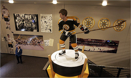 Besides being home to the Celtics and the Bruins, TD Garden houses the Sports Museum , a collection of moments and memorabilia from Boston's rich sports history. Open daily 10 a.m. to 4 p.m. subject to events at TD Garden. Schedule available online . Adults $10; Chldren 10 - 18 and Seniors $5; Children under 10 free.