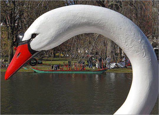The Swan Boats in the Boston Public Gardens have been running for more than 100 years, among of the city's oldest attractions. It hasn't gone to their heads though; tickets are just $2.75 for adults and $1.50 for kids. Seniors can climb (or roll — non-motorized wheelchairs are permitted) aboard the 15-minute ride for $2.00.
