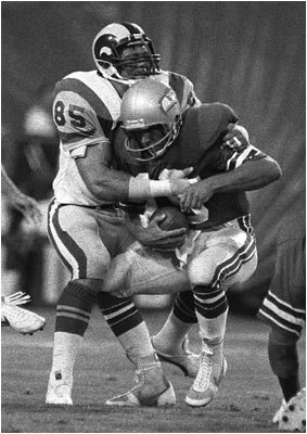 6. Jack Youngblood As tough as they came, he was one of the premier pass rushers of the 1970s and had 9.5 sacks in his final season.