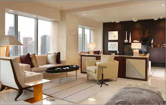 Manny Ramirez is expected to finally sell his high-end Ritz-Carlton condominium today after years of marketing and a $3 million price drop. The former Boston Red Sox slugger first listed the four-bedroom property for $8.5 million in 2009. The following photos show the Ramirez condo as it was in 2005.