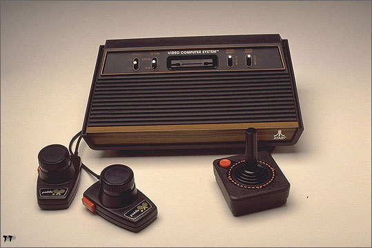 Our favorite toys already inducted Atari 2600 Game System -- Inducted 2007
