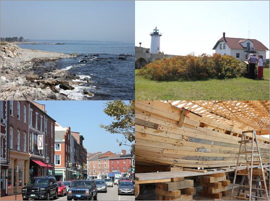 New Hampshire may only have 18 miles of coastline - the shortest of any US coastal state - but packed into that short distance is an impressive array of ocean views, history, and recreation. Take a tour of this beautiful stretch of New England, then download plot points to your GPS device and take your own journey. Download this tour for free .