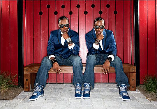 McClain twins