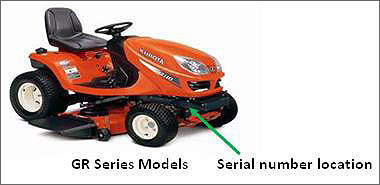 Kubota recalls riding mowers because of fire hazard Date: Sept. 14, 2011 Units: 6,100 The fuel hose clamp can detach from the fuel filter and allow gas to leak out, posing a fire hazard. No injuries have been reported.