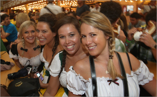 The 178th edition of Oktoberfest, the world's largest beer festival, wrapped up over the weekend in Munich.