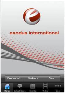 Exodus International After an online petition garnered more than 150,000 signatures , Apple pulled an app by Exodus International. The app said it aimed to help gays become heterosexual through Biblical teaching.