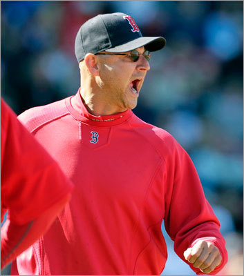 How much blame should be on Francona?