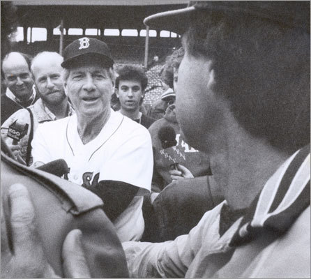 """1988: The Red Sox were in fourth place and hovering around .500 at the halfway point in the season when they replaced manager John McNamara with Walpole native Joe Morgan. The Sox ripped off 12 wins in a row (and won 19 of 20) during the run that would be known as """"Morgan's Magic."""" The Red Sox lost the final three games to the Cleveland Indians, but managed to finish one game ahead of the Detroit Tigers to win the AL East. The Red Sox went on to lose to the Oakland A's in a four game sweep in the first round. The MVP of the ALCS was Oakland closer Dennis Eckersley, who saved all four games for the Athletics."""