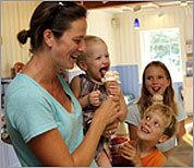 New Concord ice cream shop delights