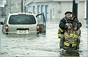 Photos: History of flooding North Shore towns