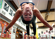 Photos: Waltham studio teaches the circus arts