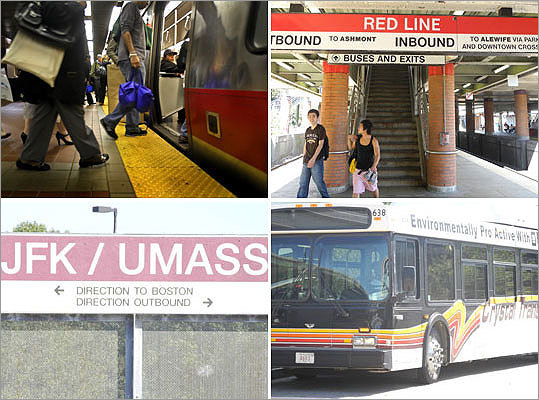 State transportation officials announced Tuesday that they expect to approve Massachusetts Bay Transportation Authority fare increases in the spring. With the MBTA's financial woes mounting, the fares would take effect July 1, 2012. Subway, bus, and commuter rail fares last rose Jan. 1, 2007. We asked passengers at the JFK/UMass station on Wednesday afternoon about their reaction to the news.