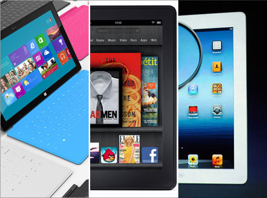 Which tablet would you want?