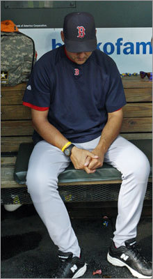 Terry Francona Francona has won two World Series in Boston and recently won his 1,000th game as a major league manager. But the culture of winning Francona helped create is so pervasive that any lapse is seen as a failure. A month of September in which the Red Sox went 7-20 is a fairly significant blemish. Francona's critics this season point to him letting his players off the hook for any kind of accountability in their poor play (see: Lackey, John), and trying to make too many players happy.