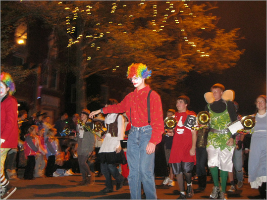 """Haunted Happenings will continue from 3 p.m. to 10 p.m. on Friday night with the annual """"Mayor's Night Out"""" trick-or-treating event."""
