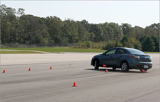 How Consumer Reports tests new cars
