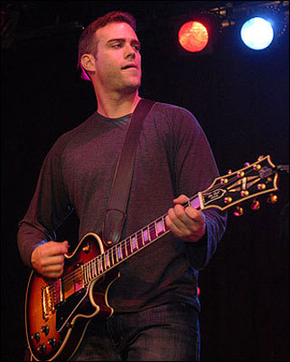 Musical side projects Epstein performed with the Hot Stove All Stars at a benefit concert in Boston Jan. 6, 2007. The concert series raised money for the Jimmy Fund and Theo and brother Paul Epstein's Foundation To Be Named Later, a branch of the Red Sox Foundation.