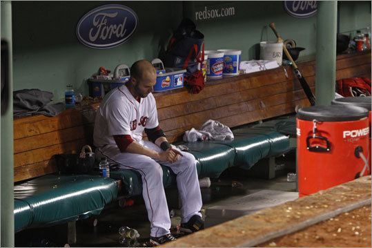 The unprecedented September collapse of the 2011 Red Sox sent players such as Dustin Pedroia into an uncertain offseason. But no one knew just how uncertain. Terry Francona, who managed to the Red Sox to two World Series titles, departed, and general manager Theo Epstein is expected to be next. And then there are the questions about what to do with the likes of Kevin Youkilis, David Ortiz, Jonathan Papelbon, and John Lackey, among others. Plenty remains in flux, but here is one guess -- actually, make it 20 predictions -- at what's to come for the Red Sox this offseason.