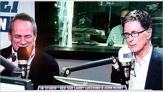 John Henry After almost a week of radio silence, Henry answered questions on sports radio WEEI's 'Dennis and Callahan Show' on Oct. 7. Perhaps the biggest revelation to come out of Henry's mouth was: 'Tremendous pressure cooker here. 162 games, it's a long season and the pressure here is 365 days so Theo is not going to be the general manager forever.'