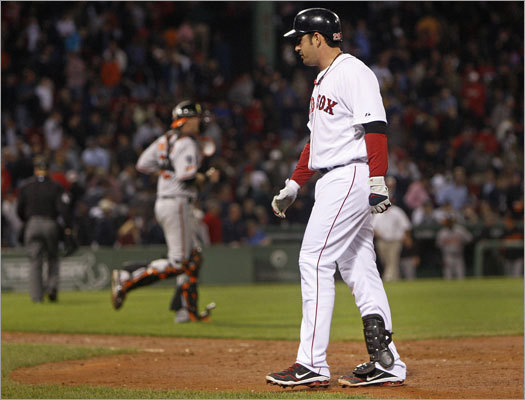 Petty complaints First baseman Adrian Gonzalez's overall production was superb, but he provided none of the energy or passion off the field that the that the Sox sorely needed. His most unfortunate act in September was grousing about the Sox schedule, which required the team to play five getaway games on Sunday nights. 'We play too many night games on getaway days and get into places at 4 in the morning,' Gonzalez complained. 'This has been my toughest season physically because of that.'