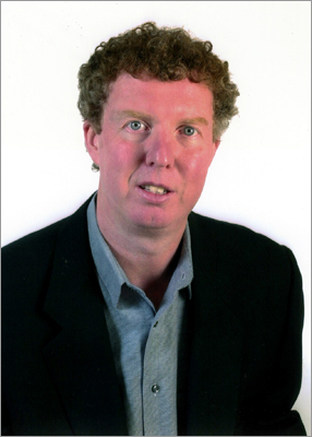 Dan Shaughnessy Few people know the Red Sox better than the guy who's covered them for 20 years for The Boston Globe. He even wrote the definitive book, 'The Curse of the Bambino,' and the follow-up 'Reversing the Curse.' He was born in Groton but he's a Newtonian now.