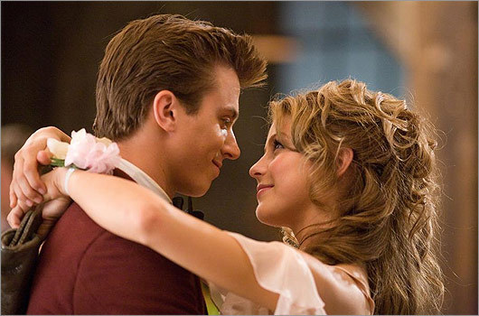 The 2011 'Footloose' remake, directed by Craig Brewer, paddles Kenny Wormald (left) between shots that seem stolen, albeit with love, from the original, which, in 1984, made Kevin Bacon the John Travolta of the trough-and-tractor set. In light of the movie's release, we're taking a look at some of our other favorite dance flicks through the years. Read the Boston Globe review of 'Footloose'
