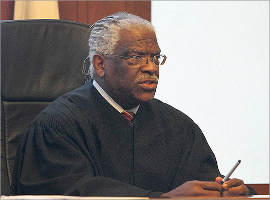Judge Edward Redd dismissed charges against, at least, the first six defendants who appeared before him on Tuesday, but made each of those dismissed pay a $50 fine.