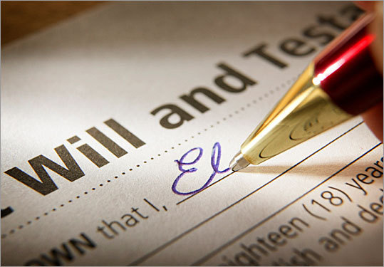 Make a will Writing a will is the only way you can ensure that your assets are distributed according to your wishes to family members or other beneficiaries. With no will in place, state law determines what happens to your property. A will also lets you place certain conditions on your assets, such as holding assets in trust for your children until they reach a certain age. A will also allows parents to name a guardian who will care for their minor children should something happen to both parents. In the absence of this provision in a will, the court will appoint a guardian for the children.