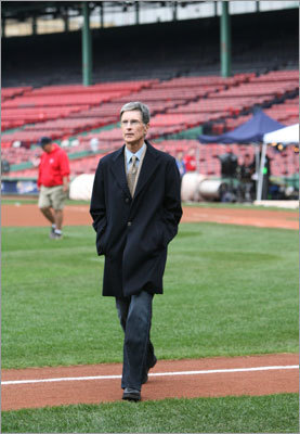 John Henry John Henry surprised everyone on Oct. 14 by showing up to the studio of the sports radio station 98.5 The Sports Hub and demanding to be heard. Among the revelations in the wide-ranging interview with Michael Felger and Tony Massarotti was that Henry said he opposed the Red Sox' signing of Carl Crawford last offseason. '[Crawford was ] definitely a baseball signing. In fact, anyone involved in the process, anybody involved in upper management with the Red Sox will tell you that I personally opposed that. They all know that,' Henry said.