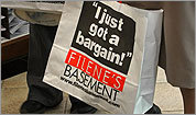 History of the Filene's Basement chain
