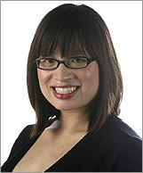 Boston Globe business editor Shirley Leung