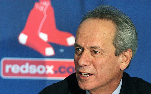 Now that the Theo Epstein era is officially over in Boston, the Red Sox are beginning a new chapter in their storied history that is expected to largely be shaped by team president and CEO Larry Lucchino. As the Sox work through another busy off-season, here is a look back at Lucchino's career in baseball.