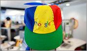 Inside Google's Cambridge office