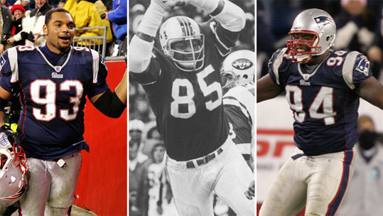 For the rest of the NFL season, we're reviewing Patriots fans' favorite players, position-by-position, and letting them vote. Our Most Beloved Patriots series continues with some of the most memorable defensive ends to play in New England. At the end of the season, we'll compile an All-Beloved team and cap it off with voting for your favorite Patriots player of them all.