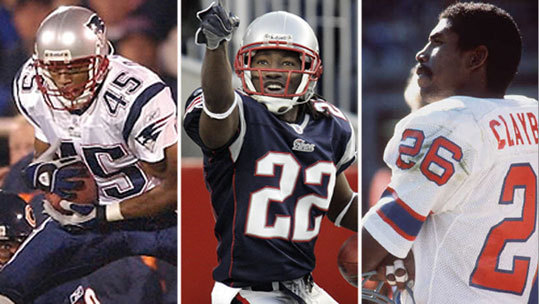 For the rest of the NFL season, we're reviewing Patriots fans' favorite players, position-by-position, and letting them vote. Our Most Beloved Patriots series continues with cornerbacks. At the end of the season, we'll compile an All-Beloved team and cap it off with voting for your favorite Patriots player of them all.