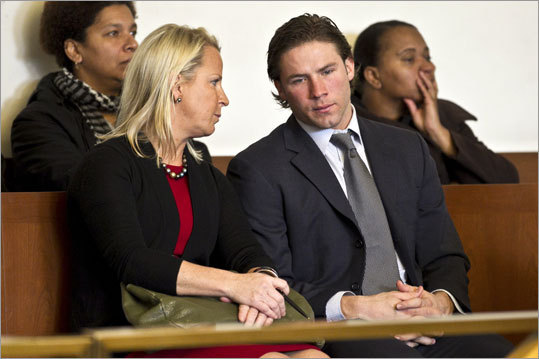 Edelman conferred with an attorney who represented him in the court appearance. She declined to identify herself.