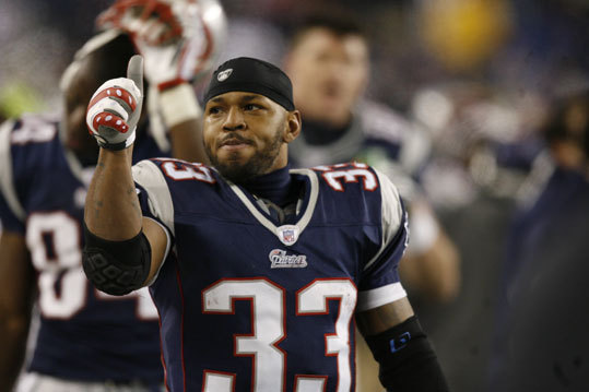 Kevin Faulk Faulk was suspended for one game to start the 2008 NFL season after violating the league's substance abuse policy in Feb 2008. Faulk was cited for marijuana possession at a Lil Wayne concert in Louisiana. A routine police search discovered the marijuana, and Faulk was cited for a misdemeanor. Earlier that month, one of Faulk's teammates, defensive back Willie Andrews, pleaded not guilty to a marijuana possession charge in Lawrence after police found him with a half pound of the substance. Story