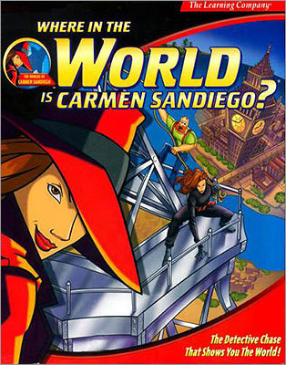 A group that involves Jennifer Lopez is planning to produce Where In The World Is Carmen Sandiego?, the classic computer game that pitted gumshoe detectives against a supervillain, as a movie. The '80s- and '90s-computer nostalgia factor is high with this one. But the success of video-games-turned-movies is pretty low. Here's a look at some notable games as movies. Cinephiles with weak stomachs, be warned: Most of the results weren't pretty.