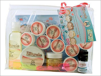 Lip Balm Making Kit Price: $24.95 Forget spending time picking through the racks at Sephora for your lip balm, just make your own with this kit.