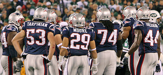 This could be the true no-name defense: Few Patriots fans recognized these players, many of whom were forced into service as the Patriots sustained more injuries.