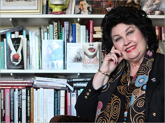 "The ""Twilight'' series has often been assailed by critics, but Sue Weaver Schopf, associate dean for the Master of Liberal Arts program at Harvard Extension School, isn't one of them. Since she's teaching a course titled ""The Vampire in Literature and Film,'' we asked Schopf why people should see ""Breaking Dawn Part 1,'' which opens tomorrow. She came up with 15 scholarly (and not-so-scholarly) reasons."